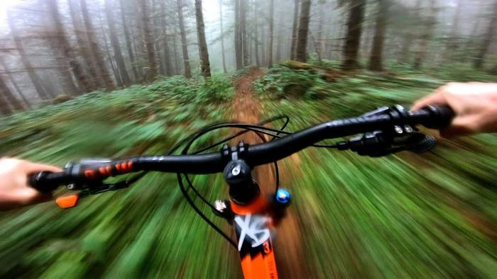 This Video Will Make You Feel Like You're Crushing the Singletrack