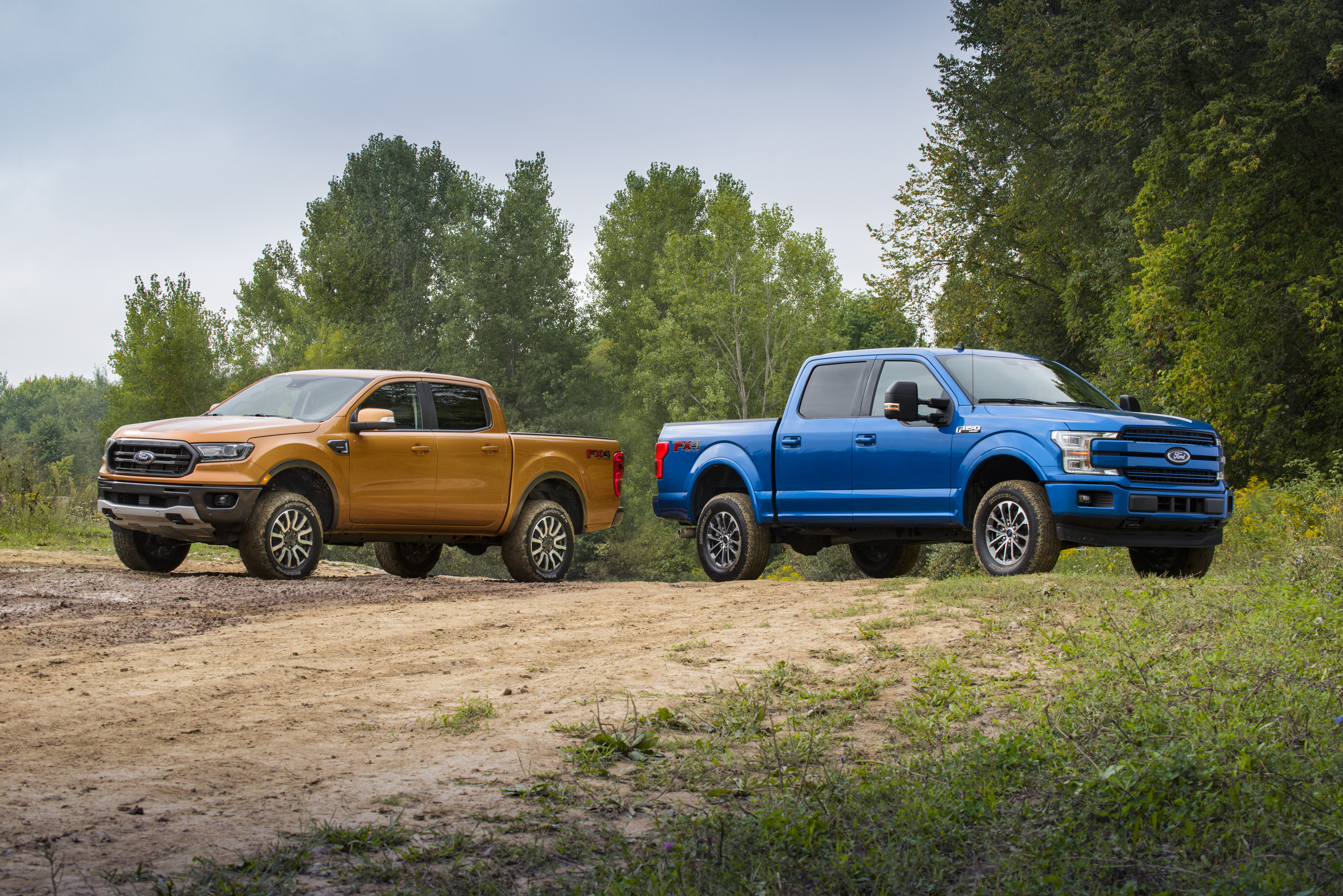 Ford Finally Offers A Factory Lift Kit For Ranger And F 150 Gearjunkie