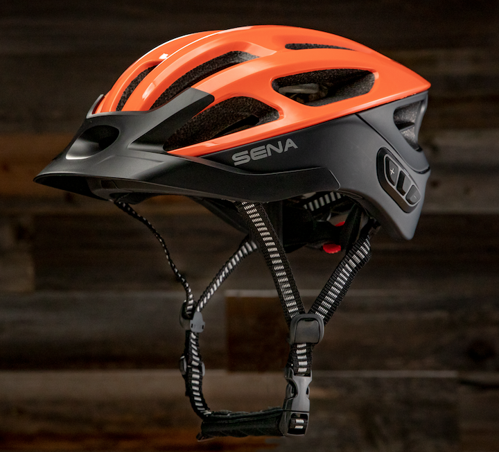 Sena R1 Helmet Review: Intercom Connects Cyclists on the Road