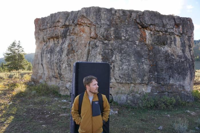 Rock Climbing Bouldering Arc'teryx Proton LT Jacket