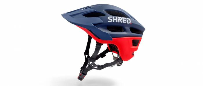 SHRED Short Stack Bigshow Helmet