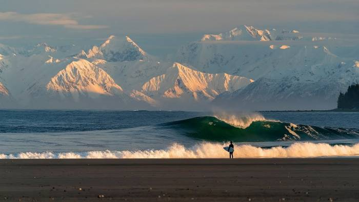 Video: Is Alaska the Ultimate Surf Destination?