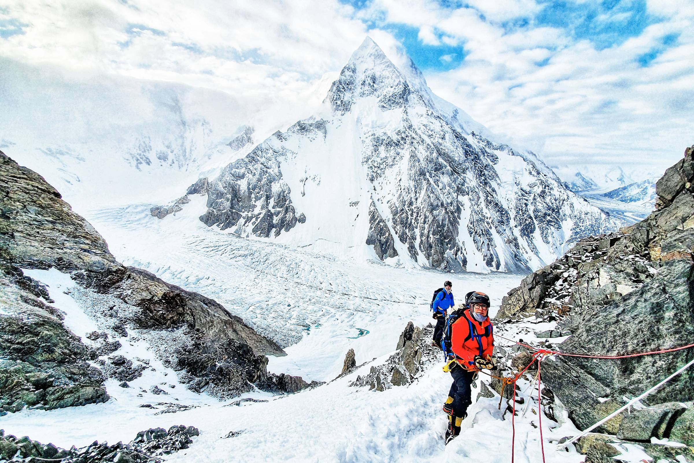Adrian Ballinger Will Never Go Back To K2 Here S Why Gearjunkie