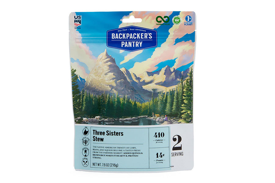 Backpacker's Pantry Freeze-Dried Meal