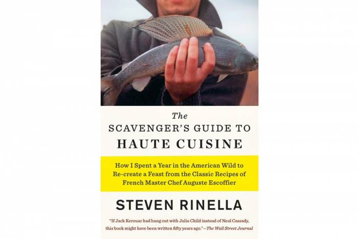 'The Scavenger's Guide to Haute Cuisine' by Steven Rinella