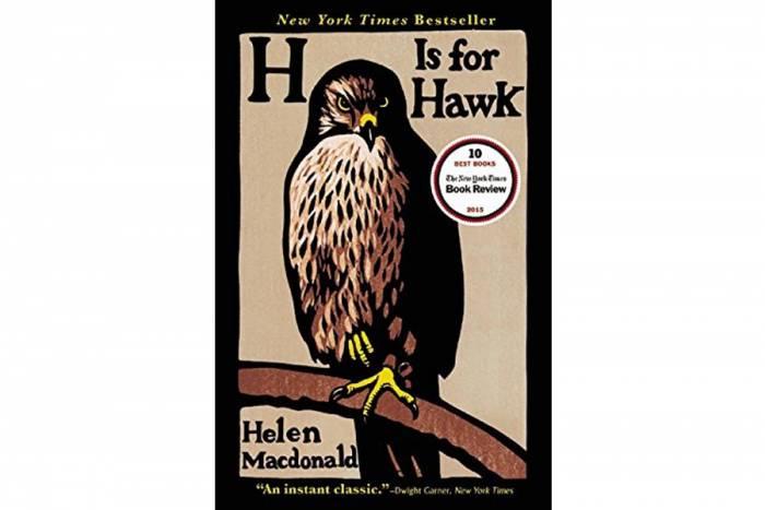 'H Is for Hawk' by Helen McDonald