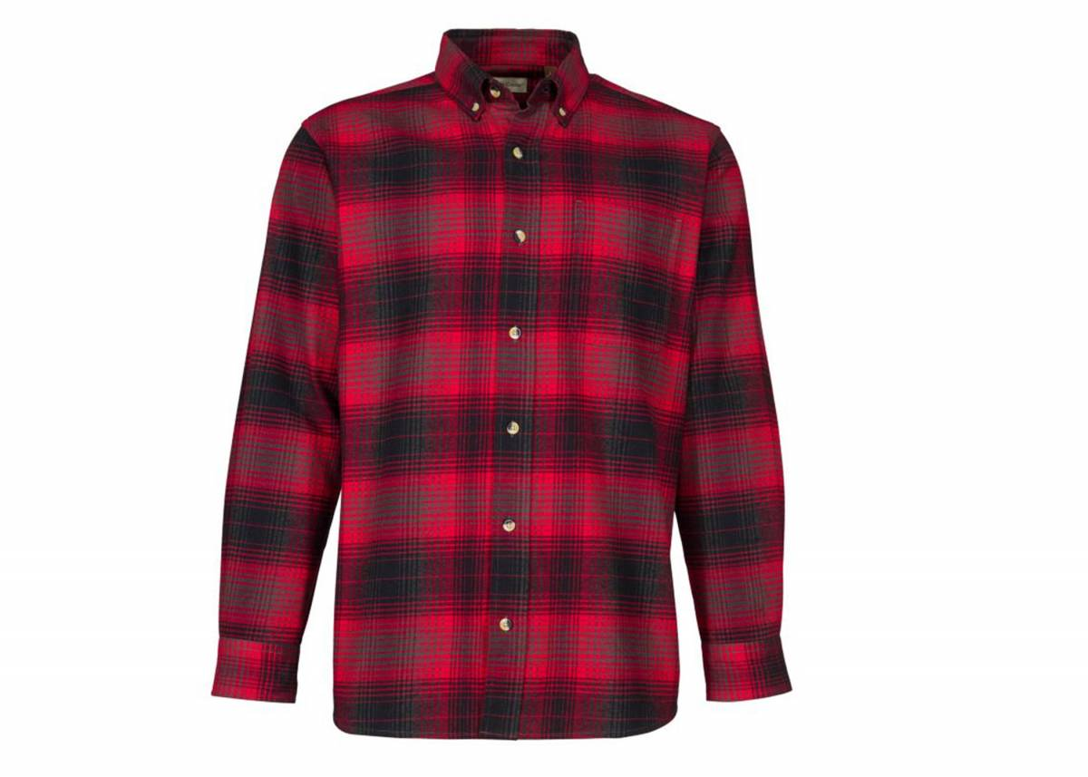 Hobbs Creek Long-Sleeve Flannel Shirt