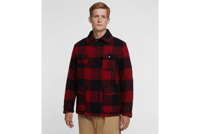 Woolrich Buffalo Hunting Jacket