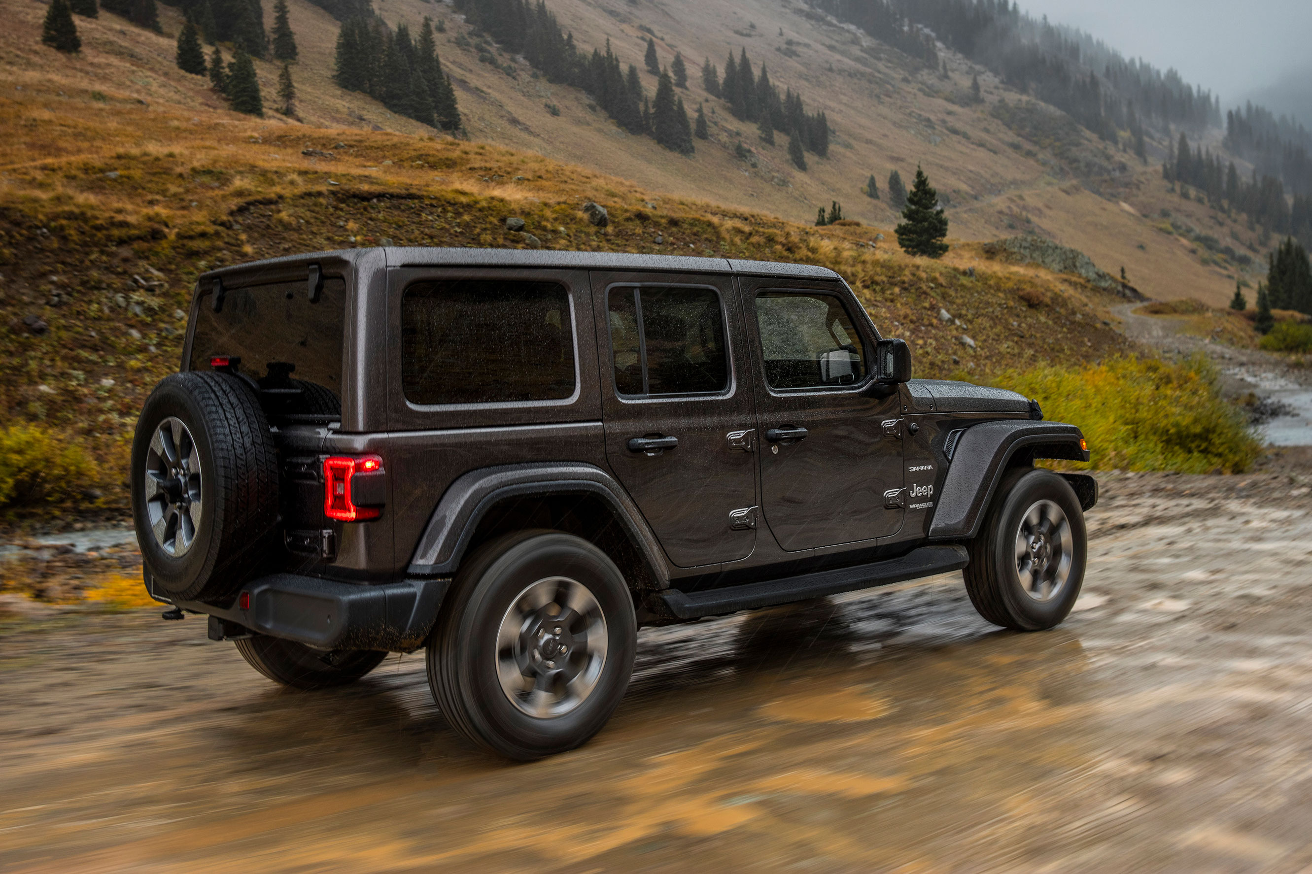 Jeep Wrangler Diesel Is Coming Soon