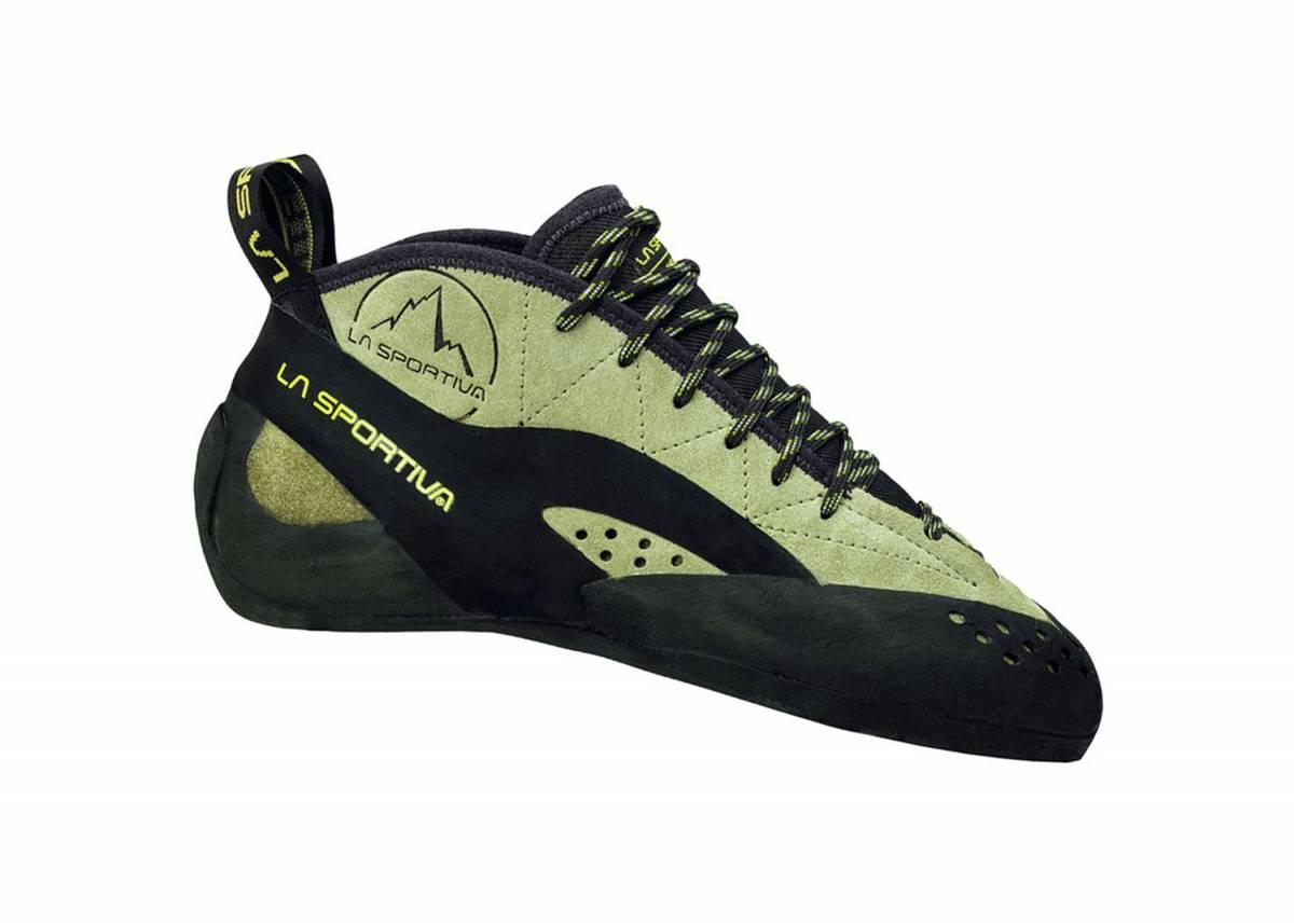 La Sportiva TC Pro XS Vibram Edge Climbing Shoes