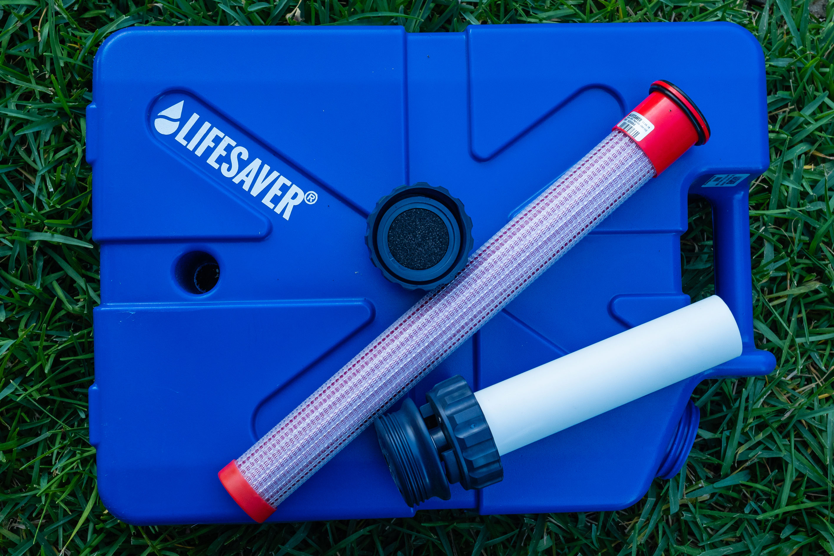 LifeSaver Jerrycan Review: A Clean Water Solution for Your Truck