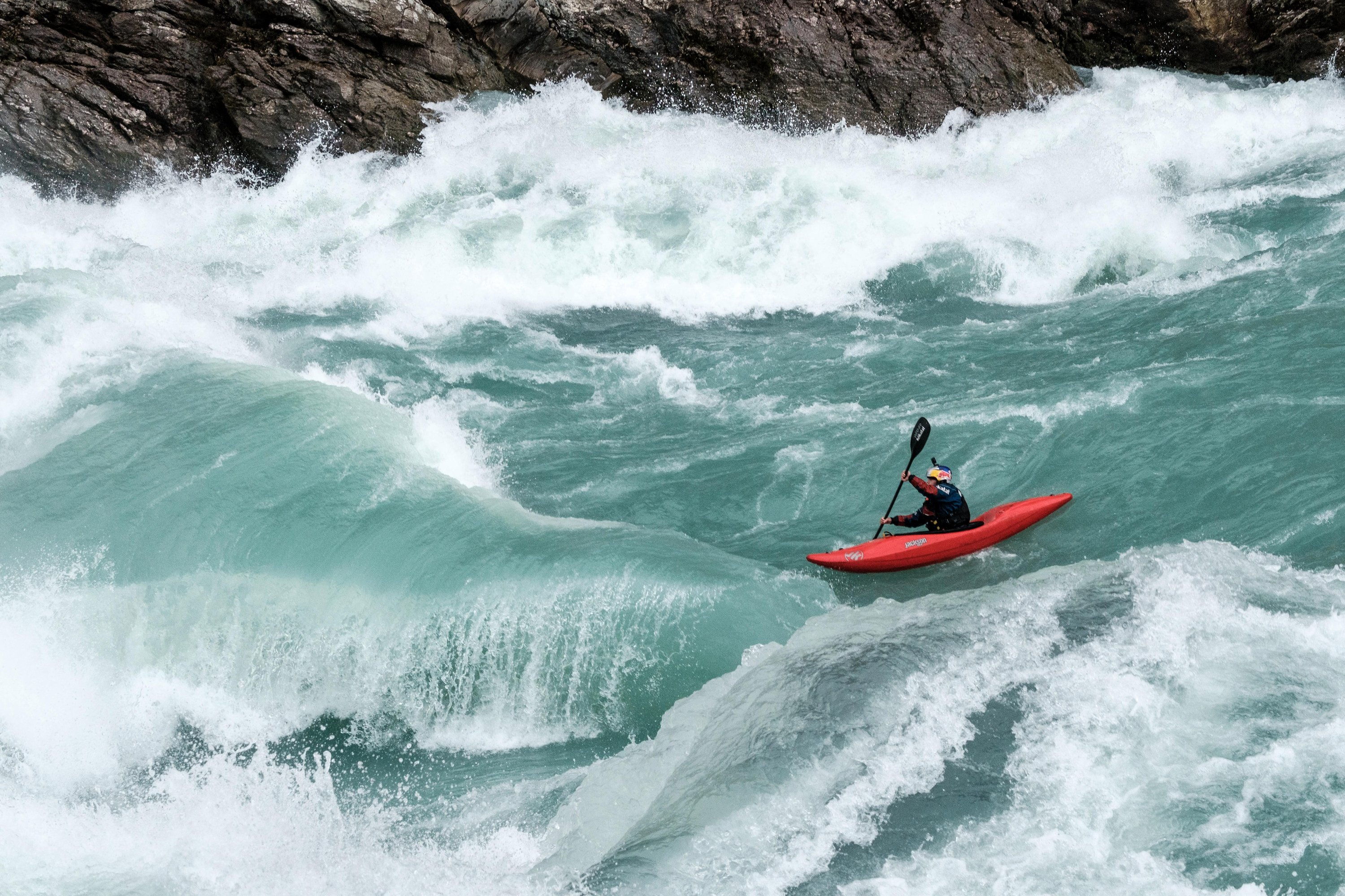 The World's Hardest Rivers: Nouria Newman Kayaks Patagonia | GearJunkie