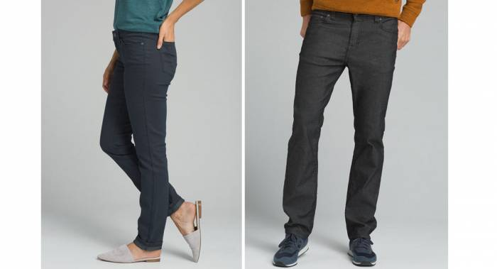 prAna jeans for men and women