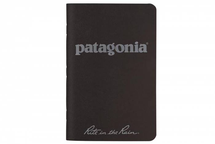 Patagonia Iron Forge Field Journal