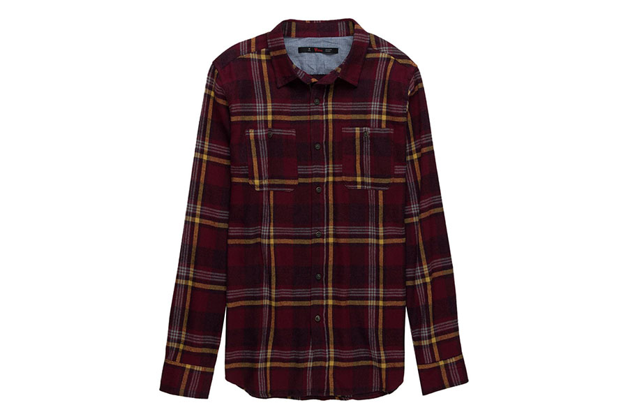 stoic mens flannel