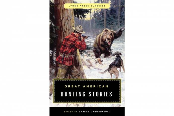 'Great American Hunting Stories,' Edited by Lamar Underwood