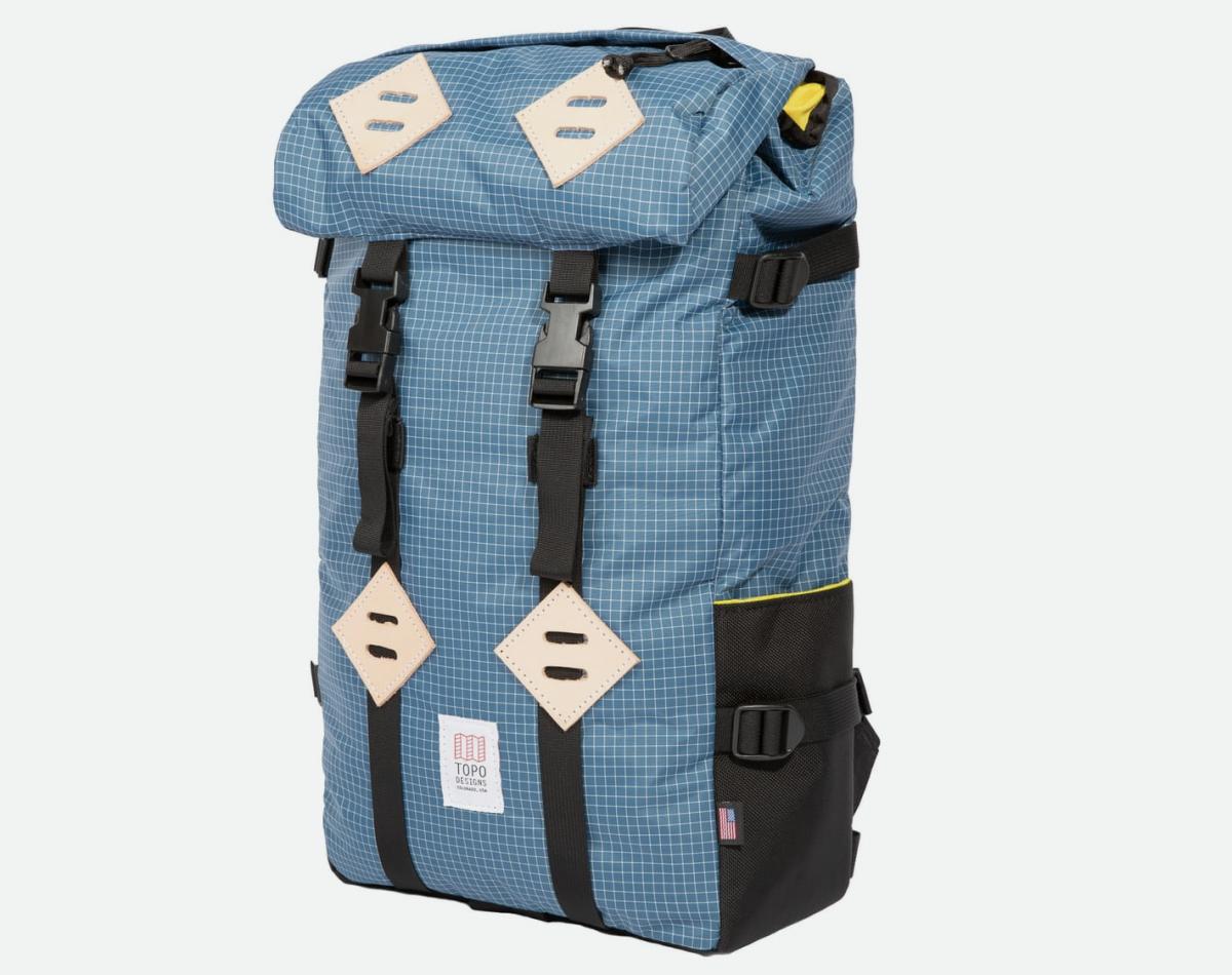 Topo Designs 200D Ripstop Klettersack