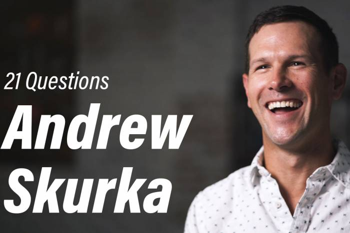 Your Brain Is Gear: 21 Questions With Andrew Skurka
