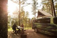 Escape Camper Van Rental