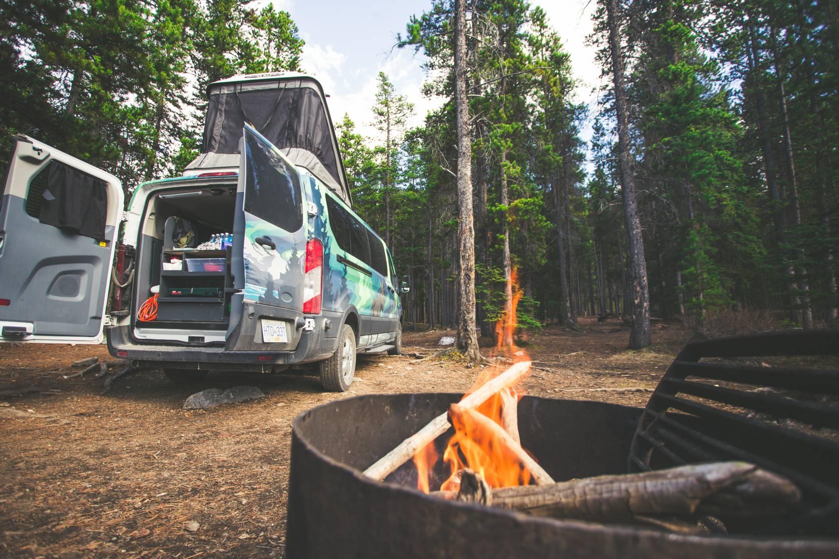 Escape_Campervan_Fire