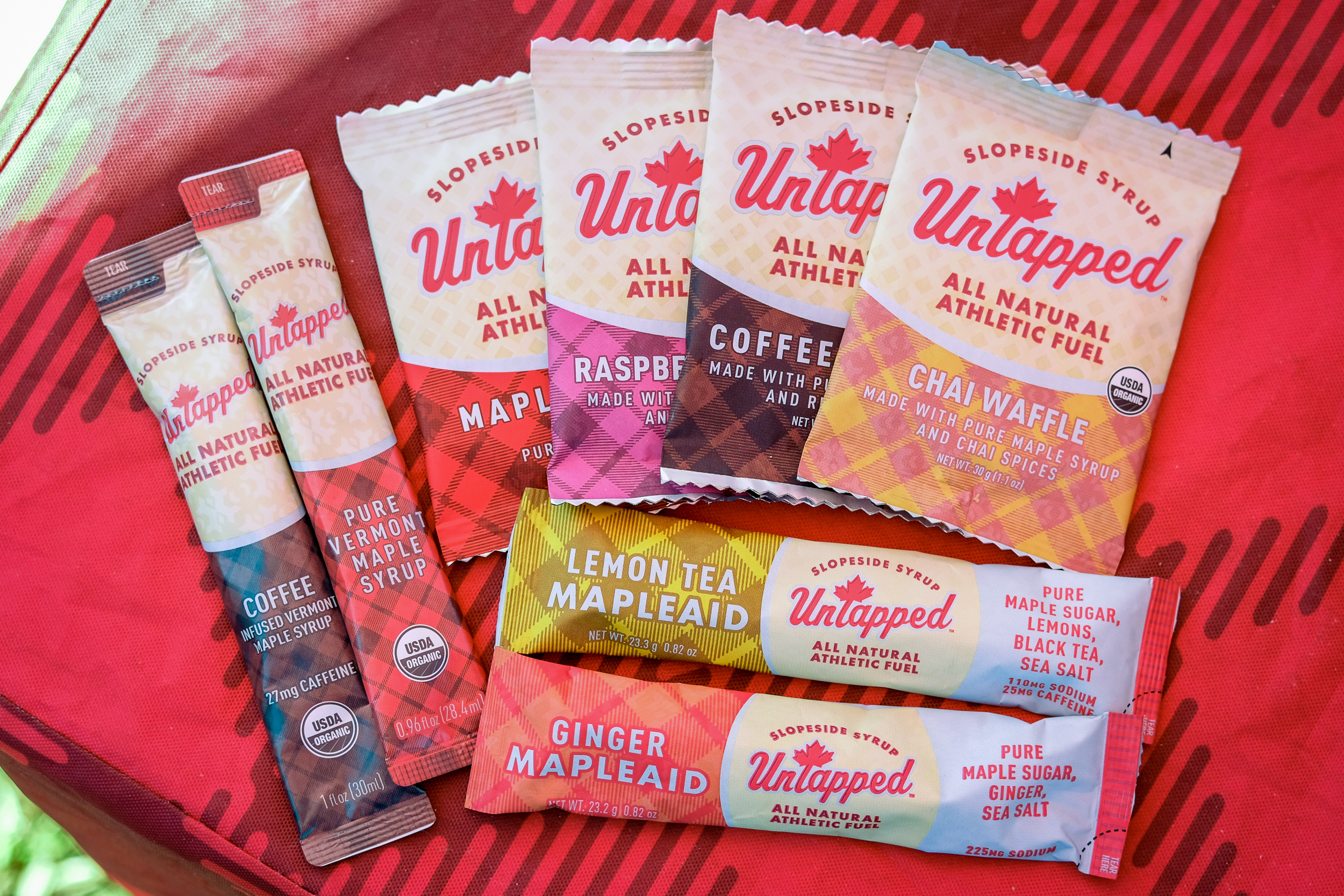 UnTapped Better Packaging and New Flavors