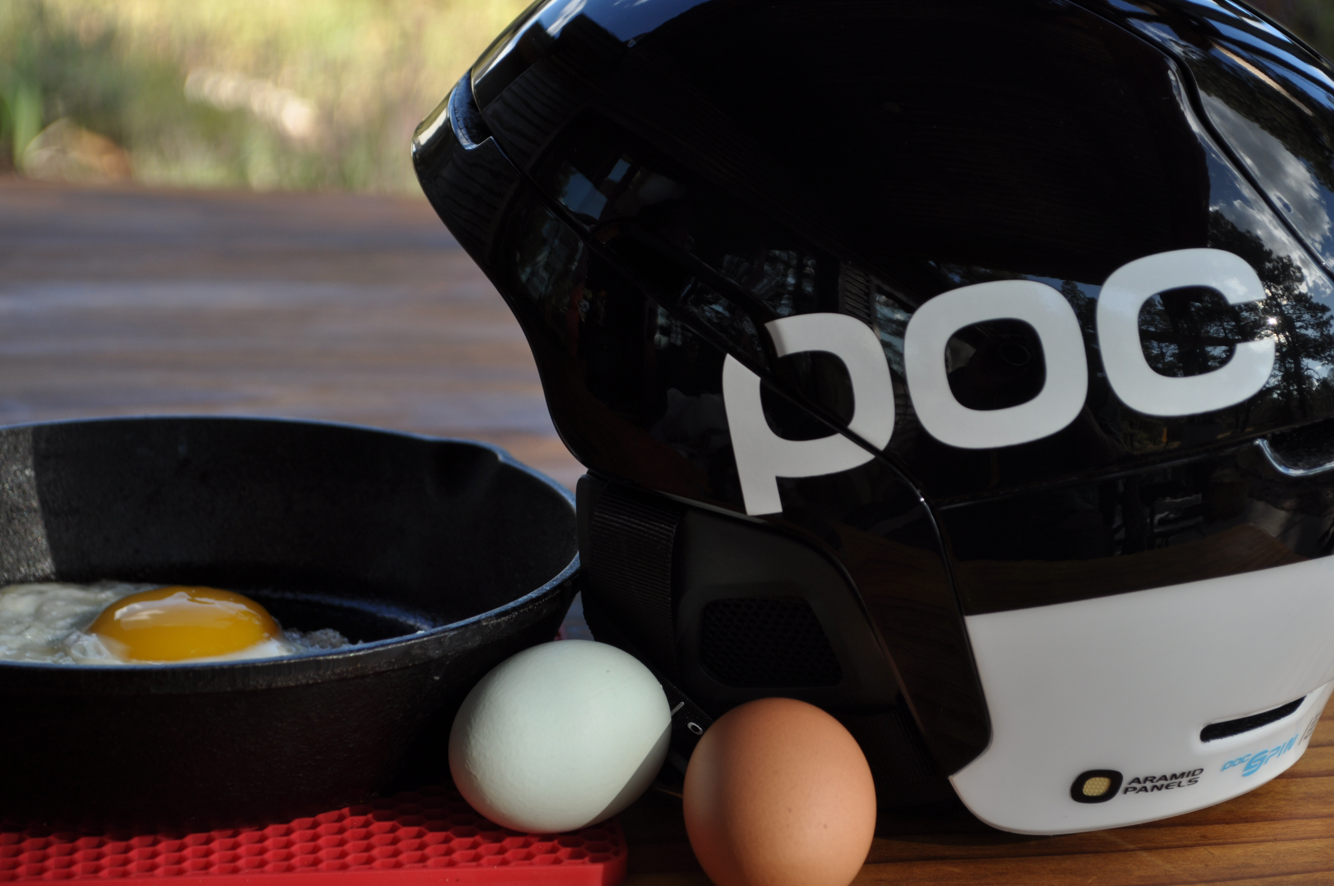 POC Obex Spin BC Review: Ski Helmet Tells Your Medical History | GearJunkie