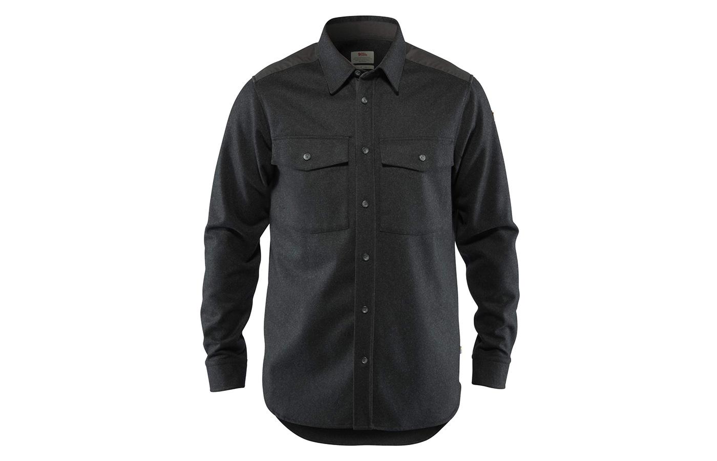 Fjallraven Ovik Re-Wool Shirt