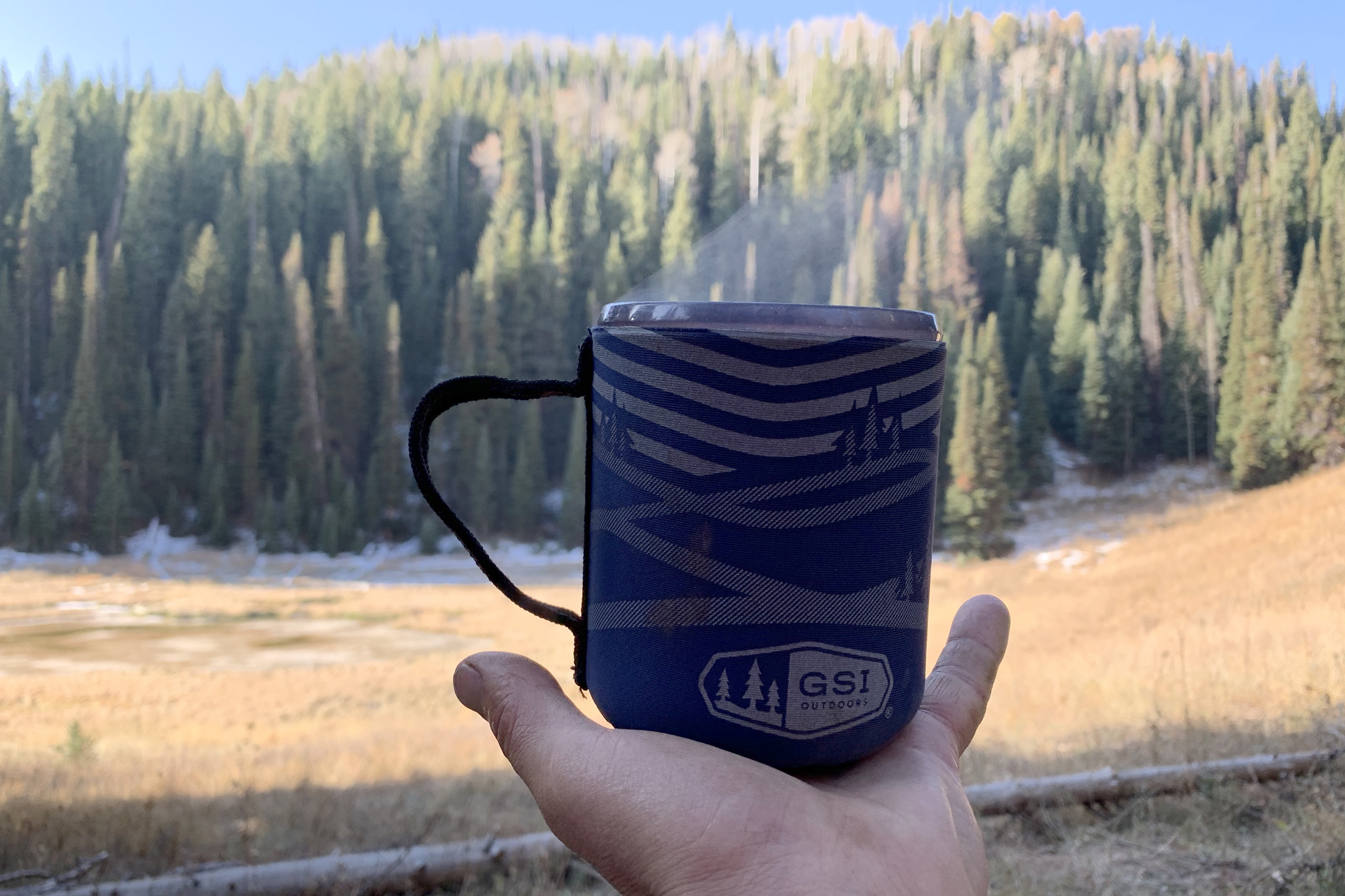 Backpackers: This Is the Only Coffee Mug You Need | GearJunkie
