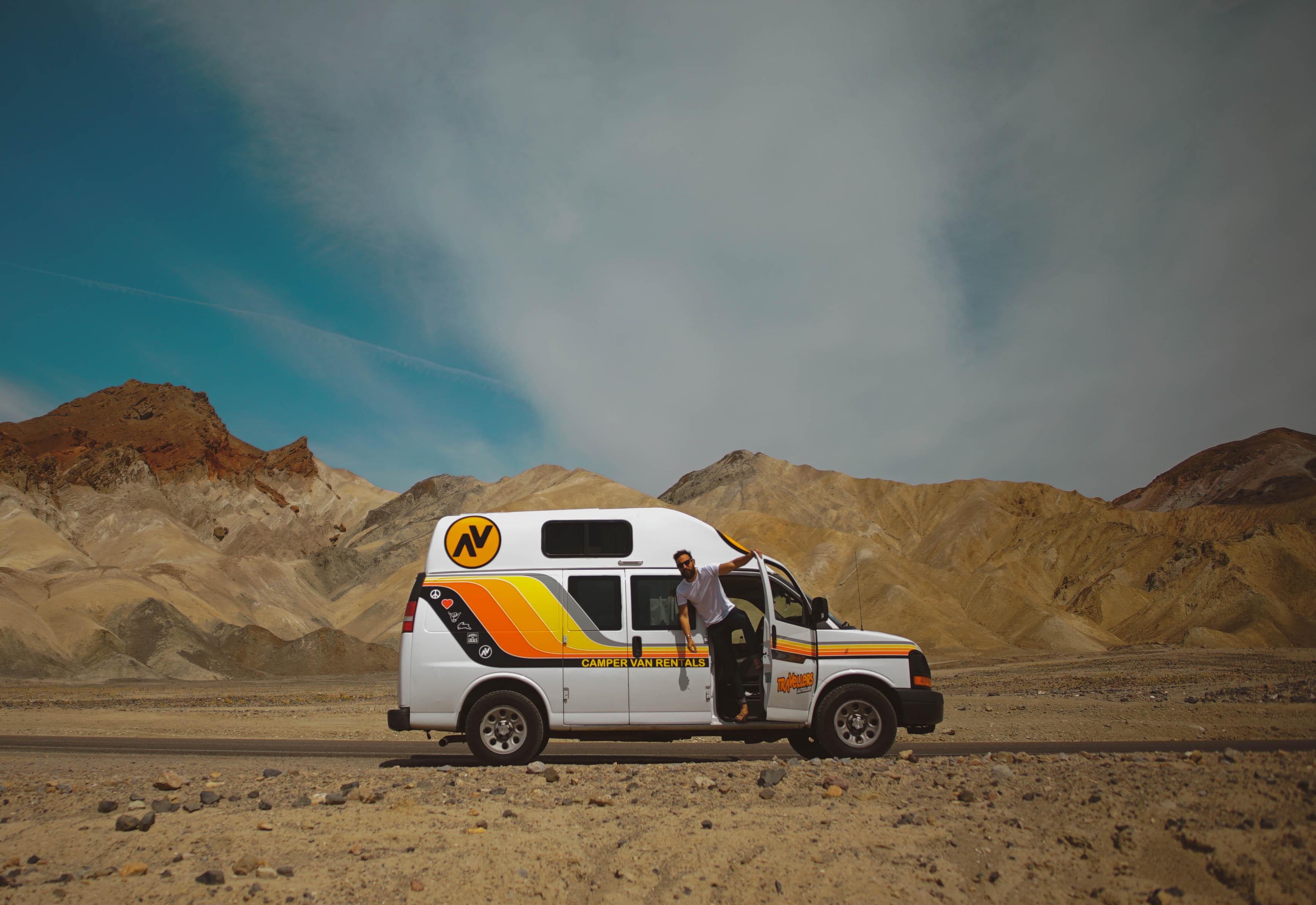 Free Gear Fridays: 2-Week Campervan Adventure Rental Giveaway | GearJunkie
