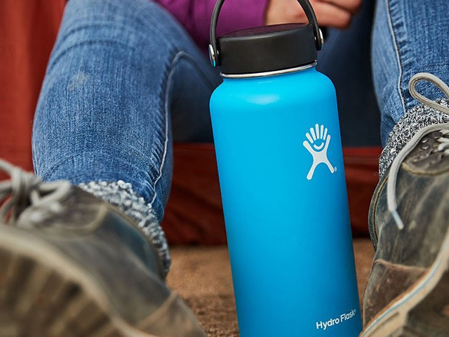 Up to 50% Off Hydro Flask Bottles & Gear