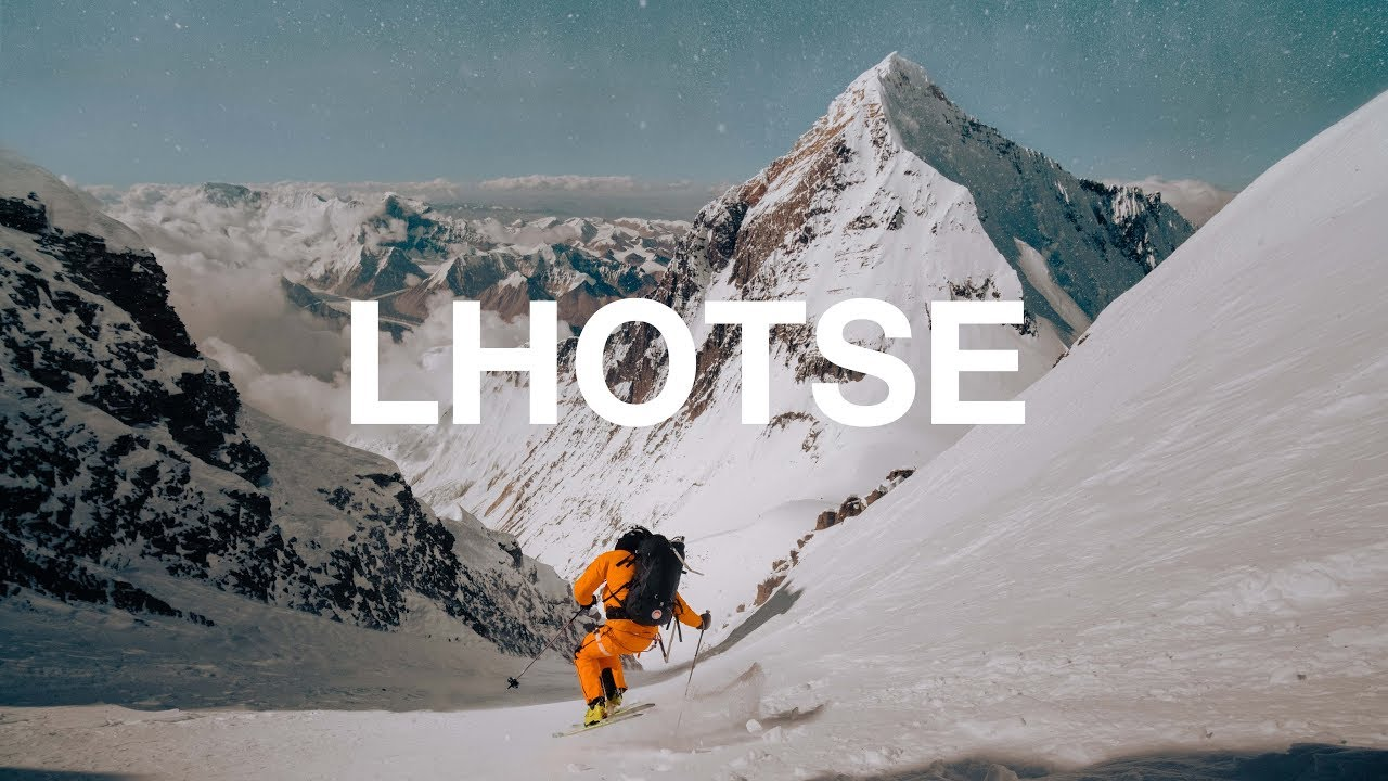 Conquering Lhotse: Watch the First Ski Descent | GearJunkie
