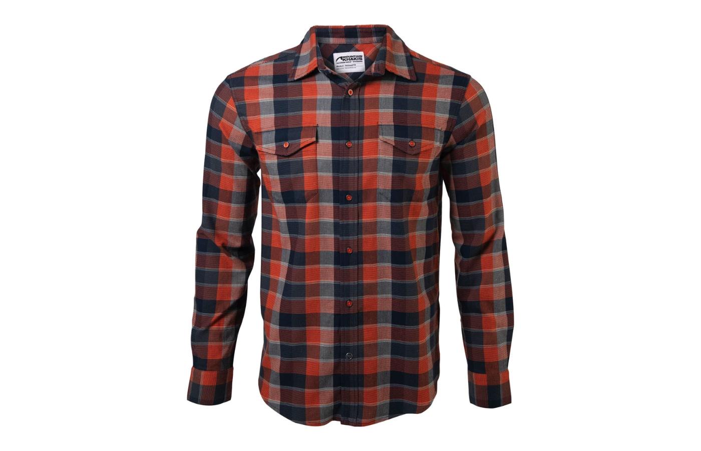 Mountain Khakis Pearl Street Flannel
