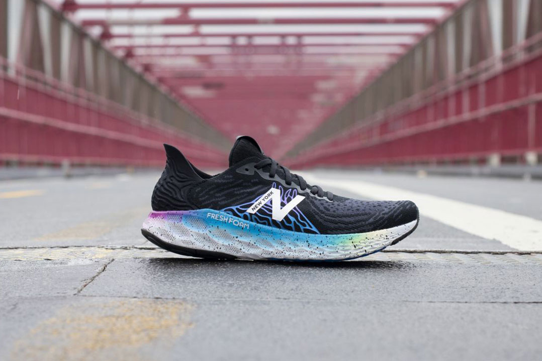 Top Brands Unveil Limited Edition Running Shoe Designs