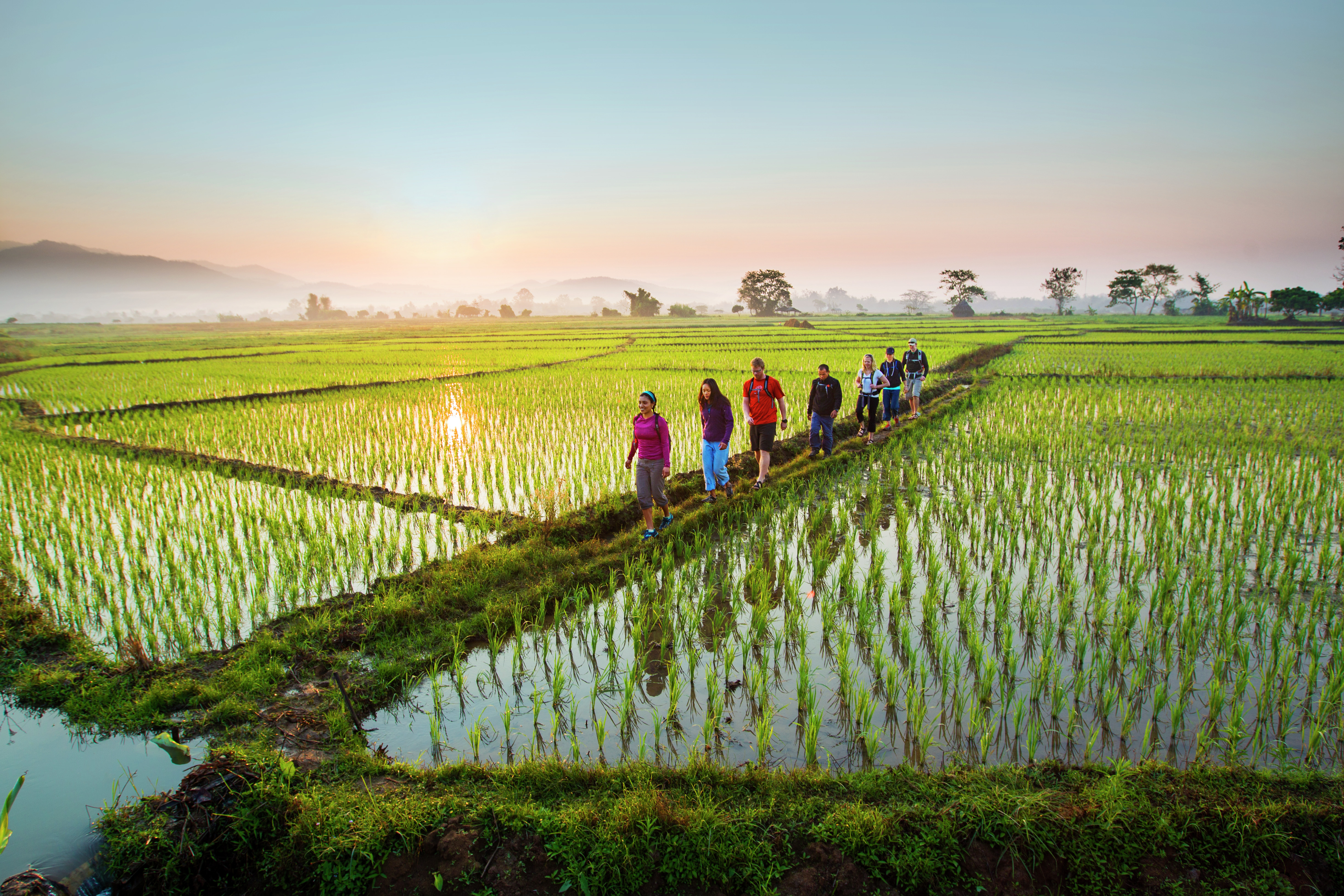REI Adventures Discover Thailand - Chiang Mai to River Kwai