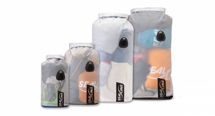 SealLine Clear Dry Bags