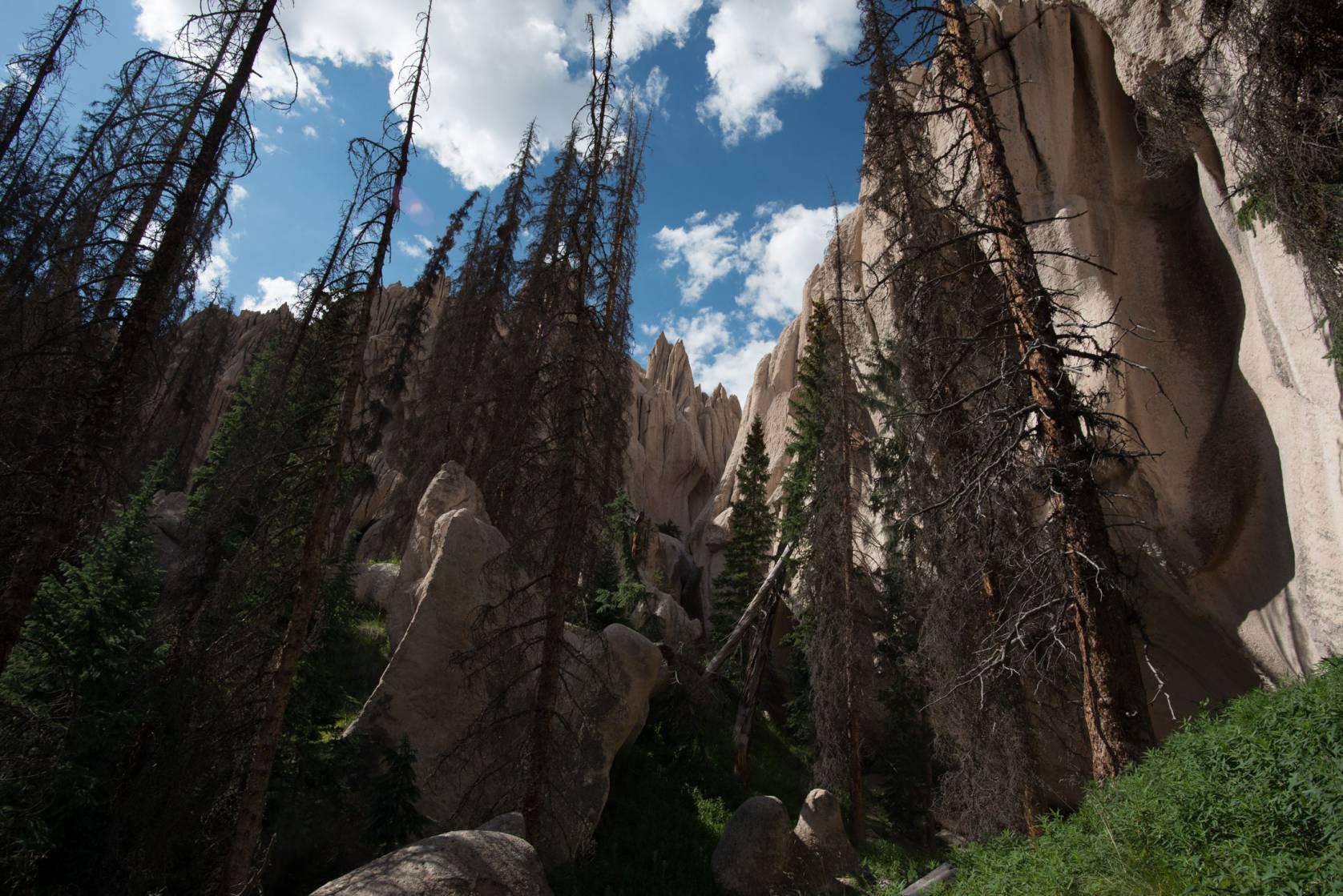 Colorado National Monument Wheeler Geological Area