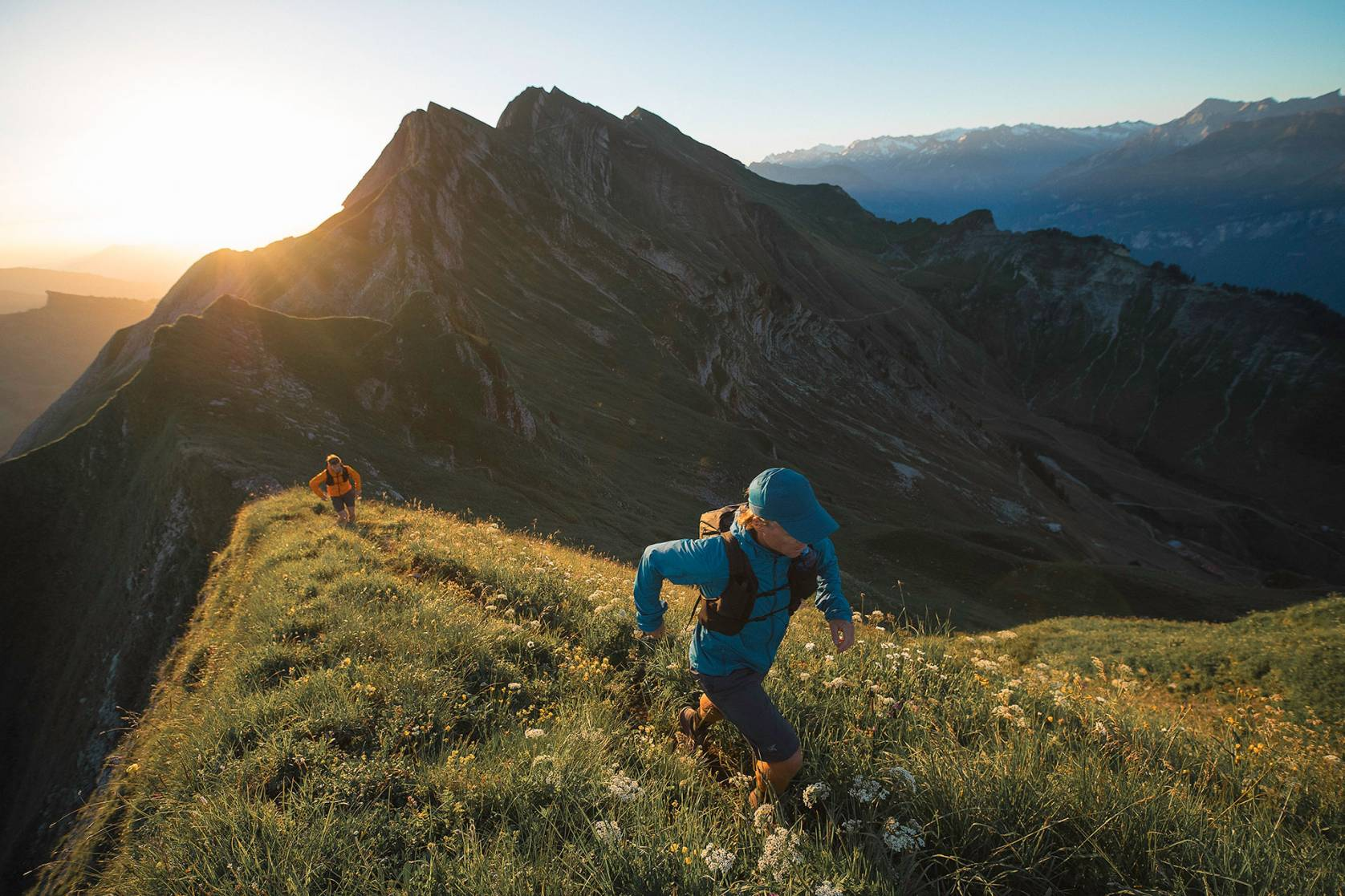 Arcteryx Trips trail run Switzerland