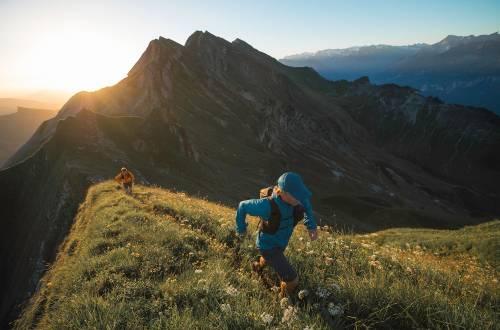 Arcteryx Trips trail run Switzerland