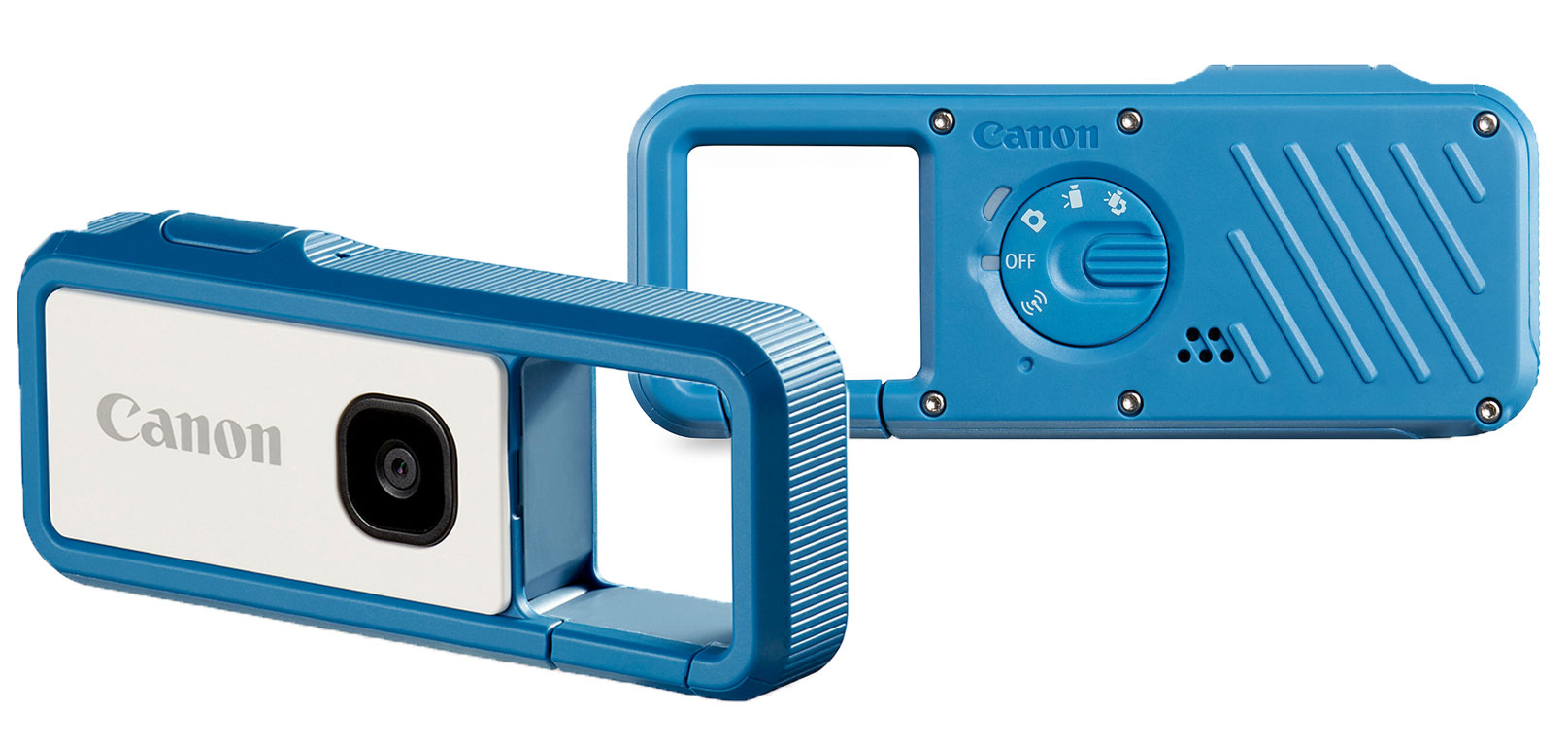 Not a Toy: Canon's Tiny 'Carabiner Camera' Is Built for Adventure