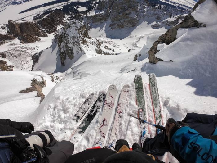 Video: Ski the Middle Teton Vicariously for 9 Glorious Minutes