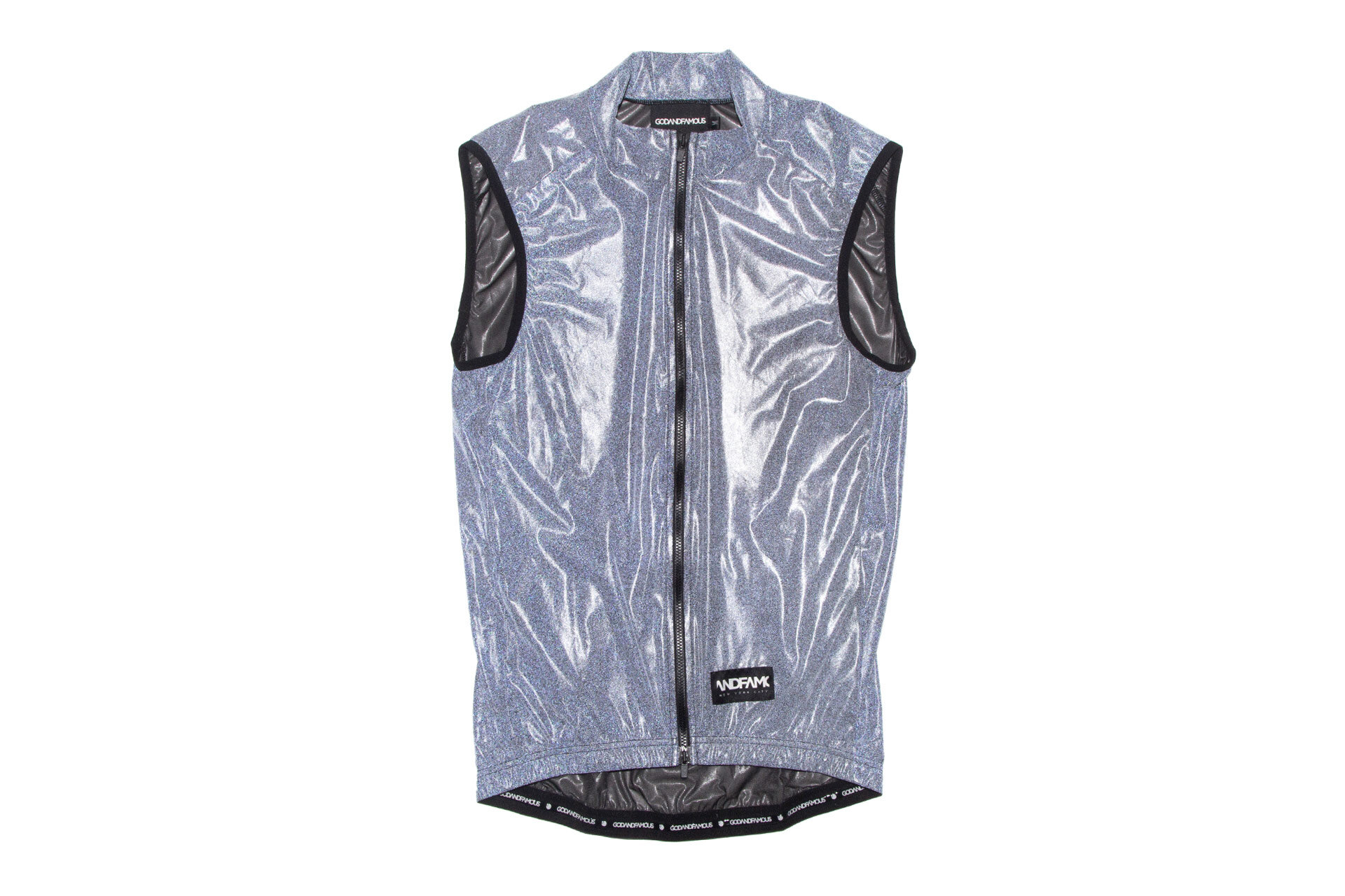 GodAndFamous Channel 3 Reflective Vest