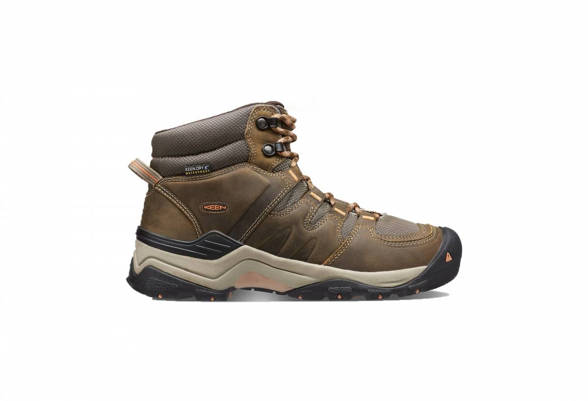 KEEN Gypsum Mid Waterproof boot