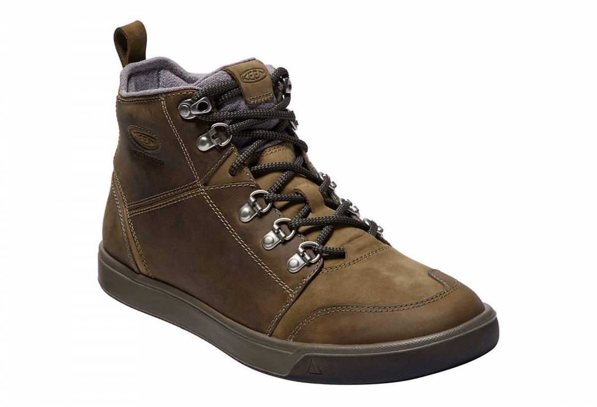KEEN Winterhaven waterproof boot
