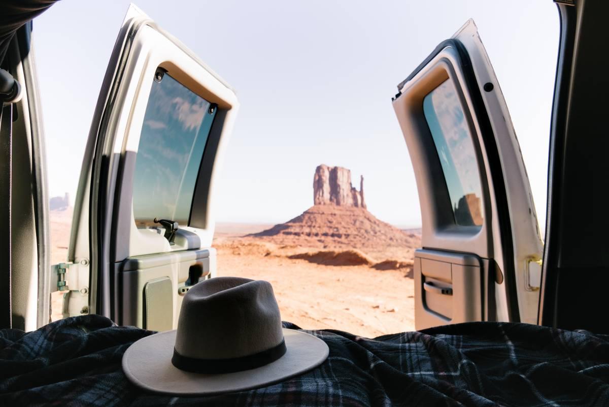 Renting A Campervan