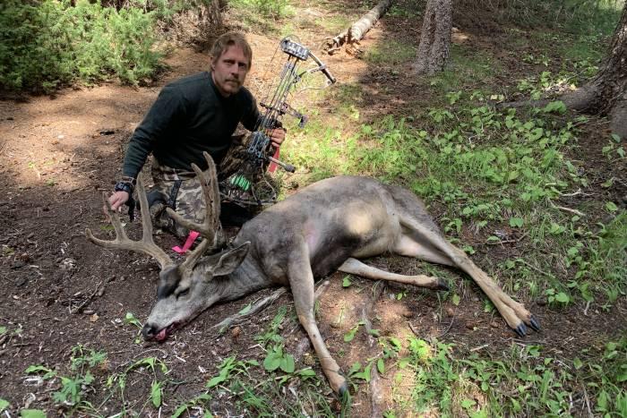 mule-deer-bow-hunting