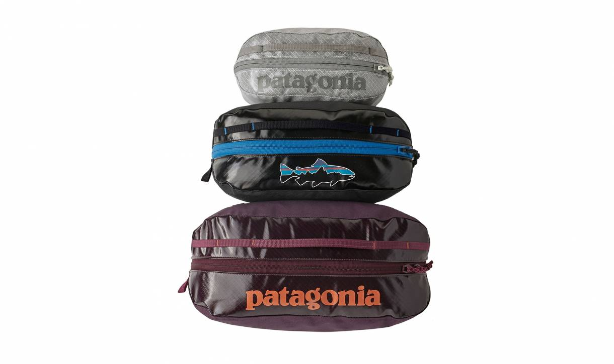 Patagonia Black Hole Packing Cubes