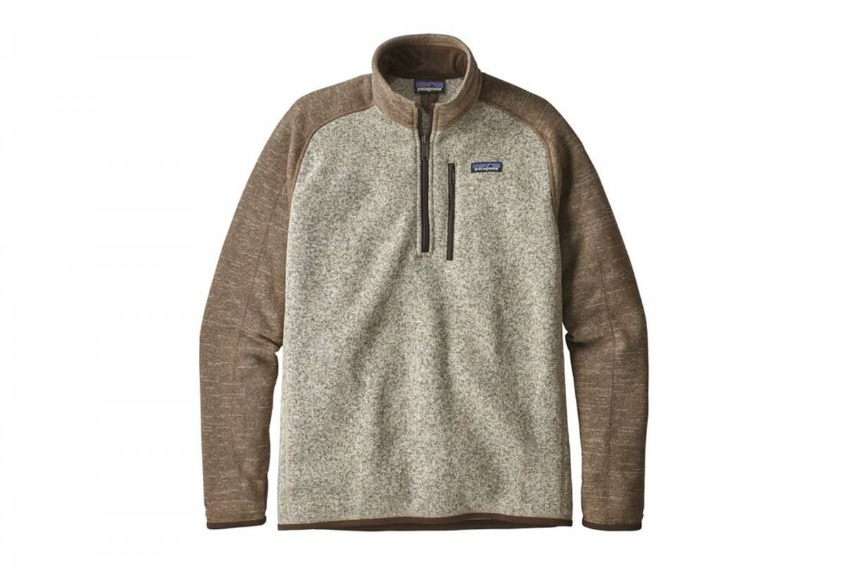 Patagonia Better Sweater Quarter-Zip