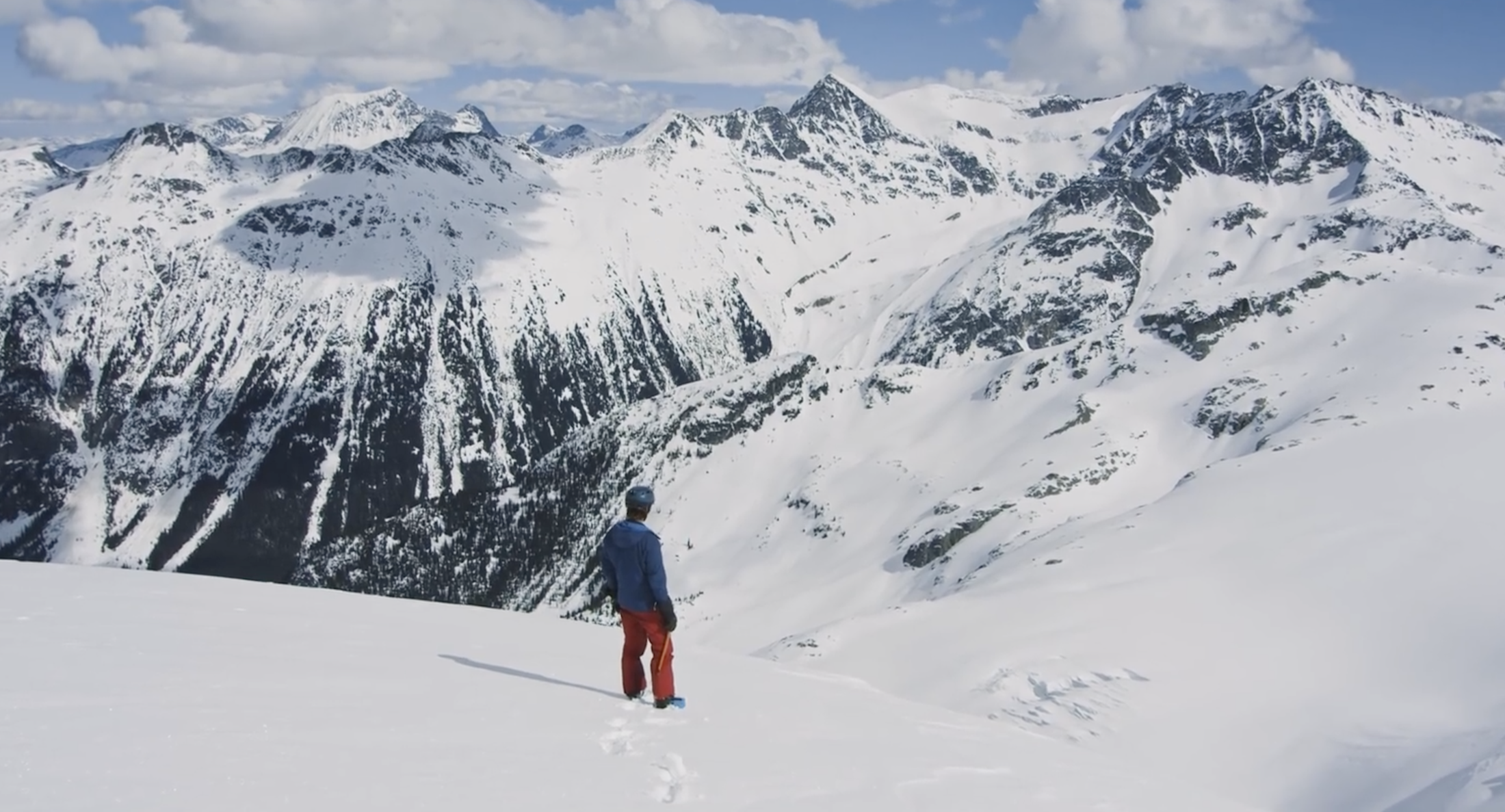 This British Columbian Backcountry Traverse Is Gaining Popularity   GearJunkie