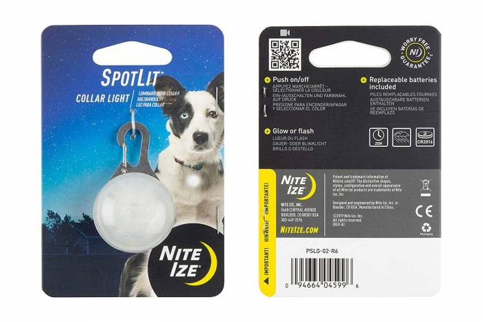 Nite Ize SpotLit Clip-On LED Light