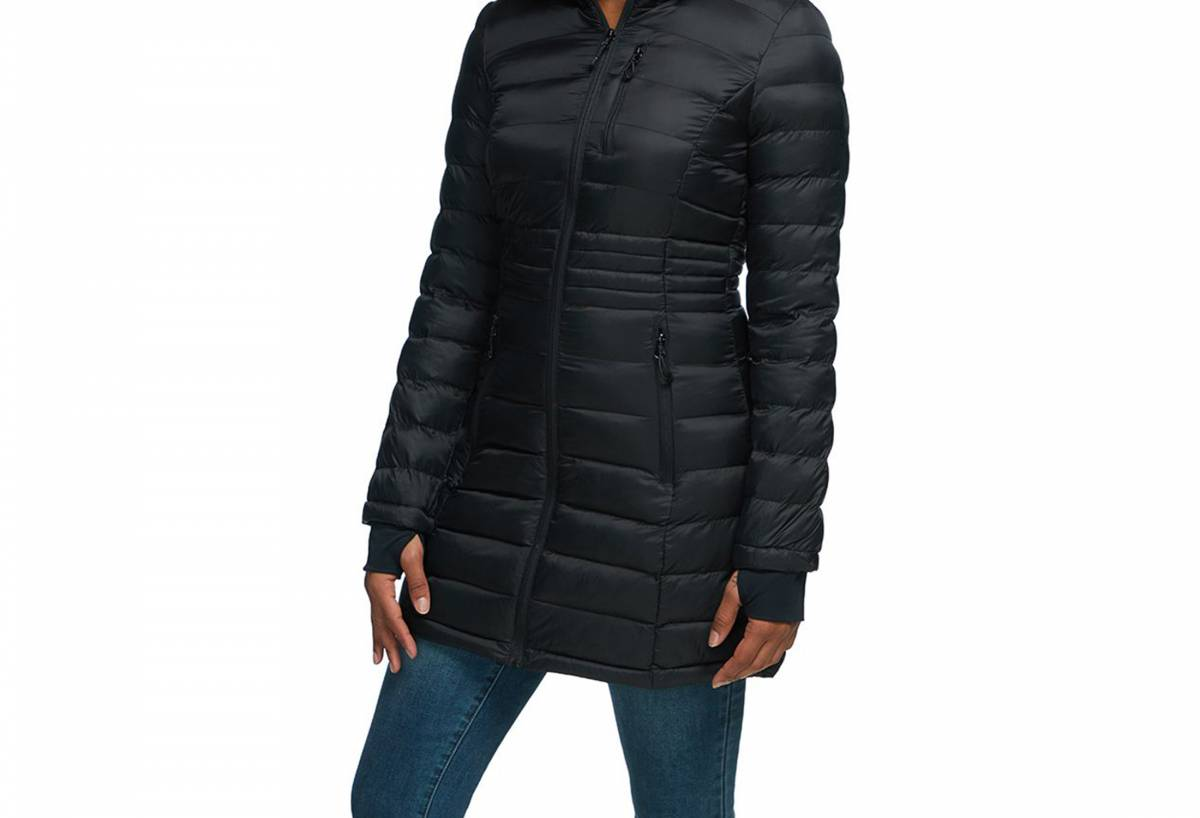 Stoic Women's insulated parka
